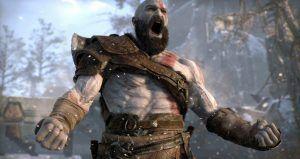 gameplay de God of War