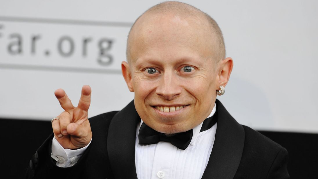 Ator Verne Troyer morre aos 49 anos