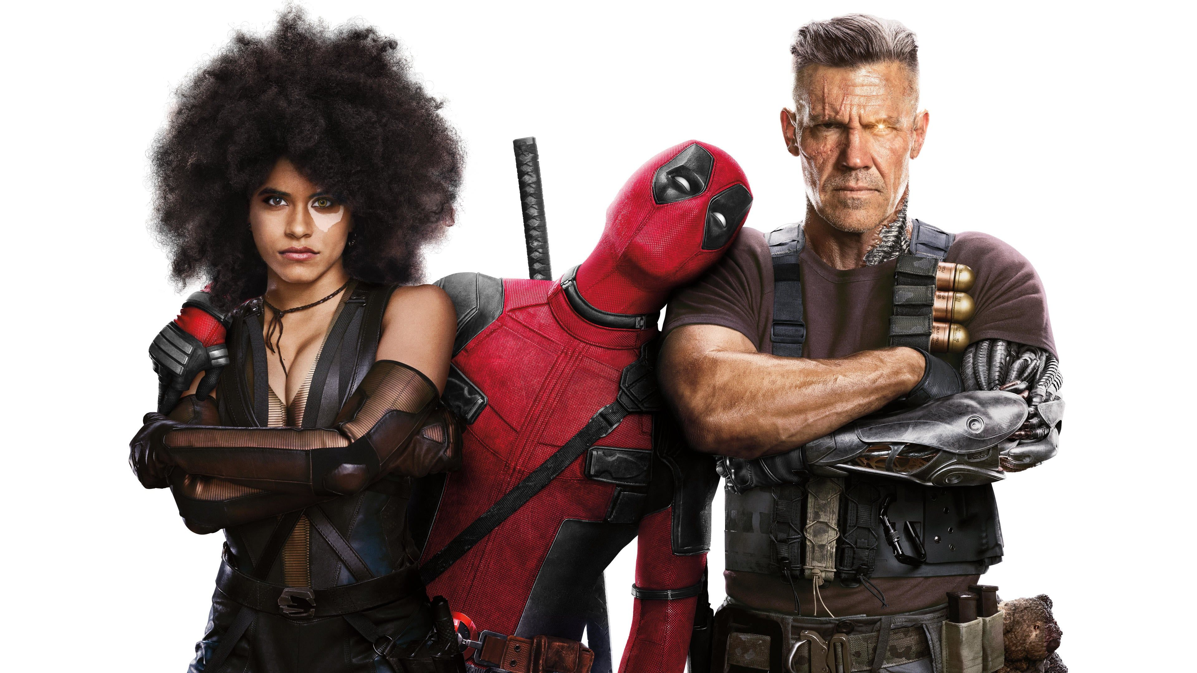 """Image from the movie """"Deadpool 2"""""""