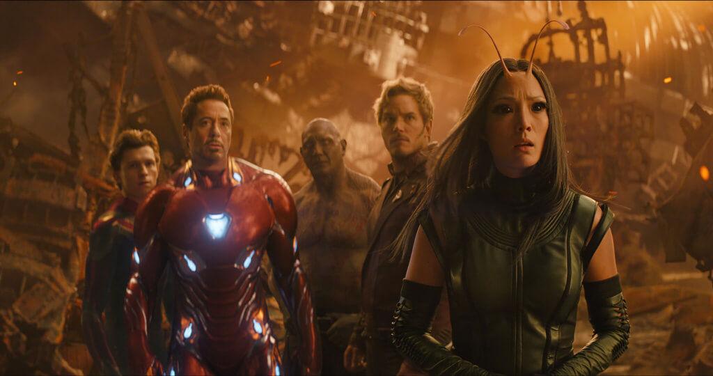 Vingadores: Guerra Infinita   Uma Encenação para o Destino do Universo