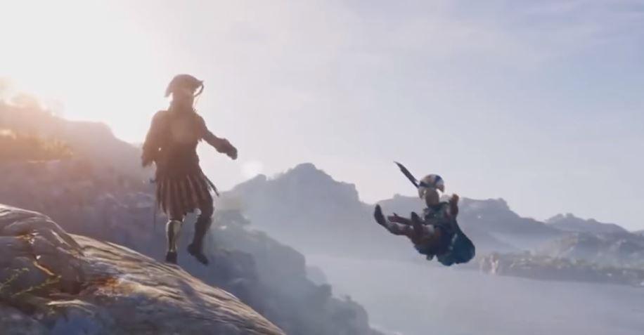 Assassins Creed: Odyssey teaser