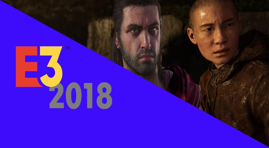 E3 2018: saiba os horários de cada conferência desta segunda!
