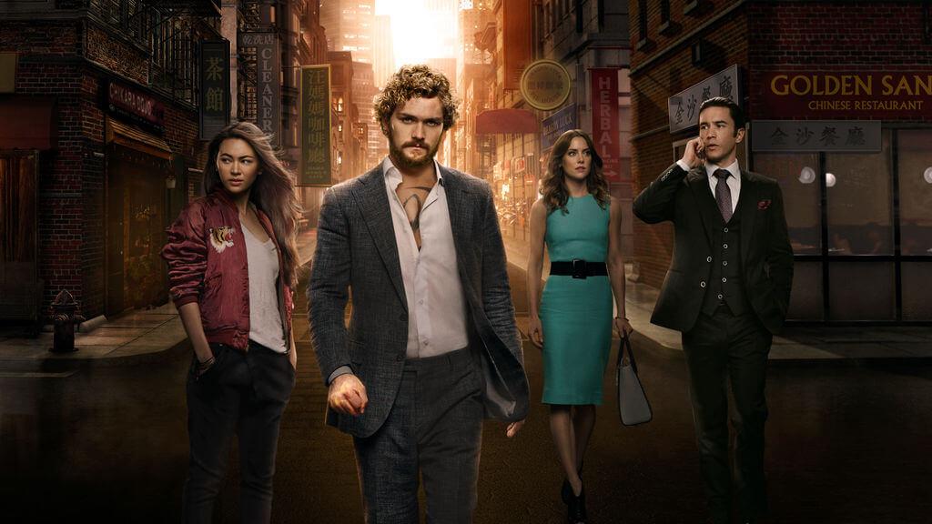 Netflix lança trailer segunda temporada de Marvel - Punho de Ferro