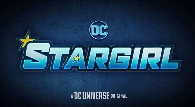 Stargirl tem primeiro logo revelado