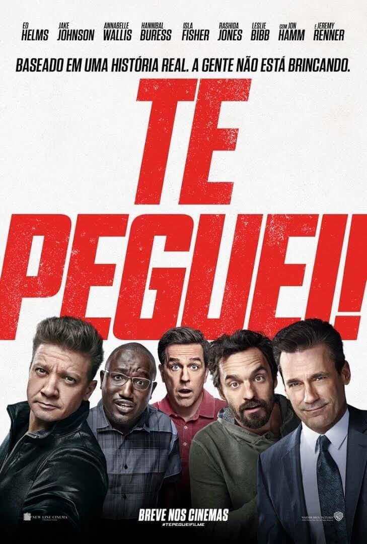 Te Peguei! Filmes 2018
