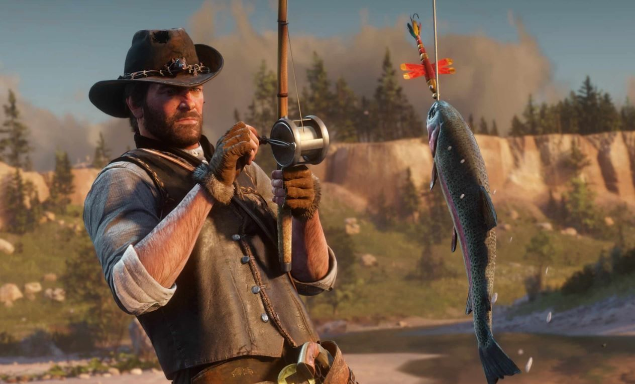 Red Dead Redemption 2 revela detalhes da vida selvagem