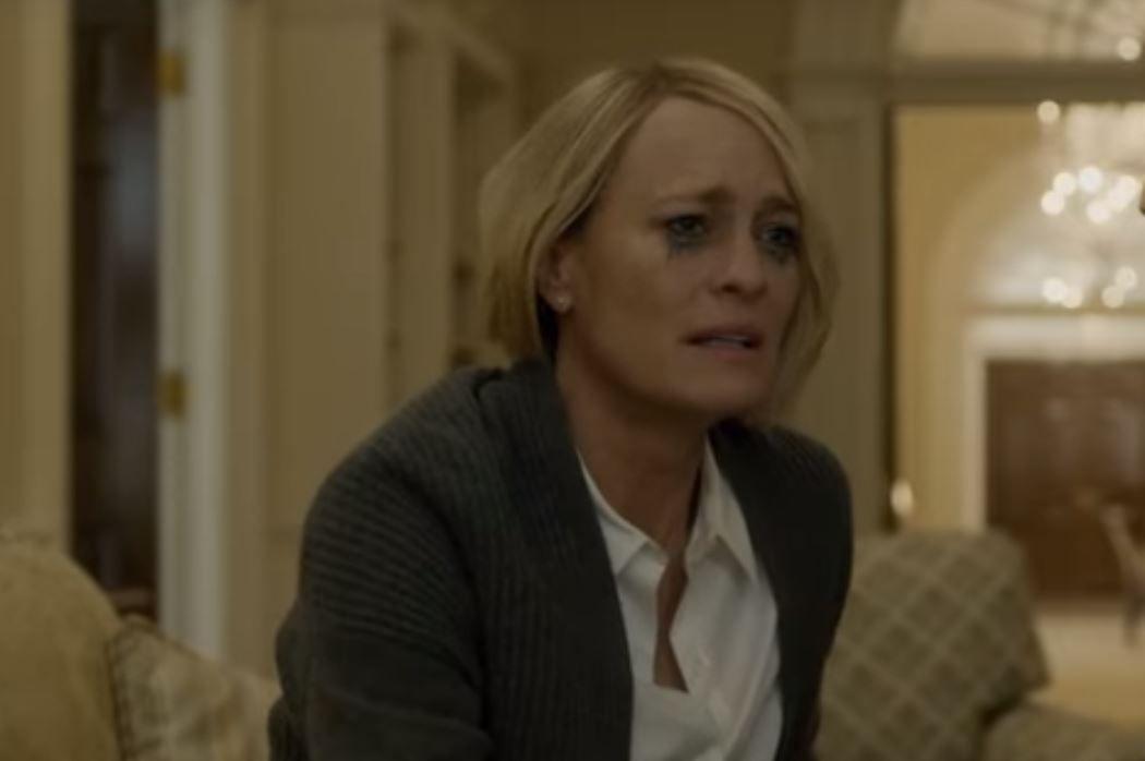House Of Cards: Netflix libera teaser trailer da sexta e última temporada