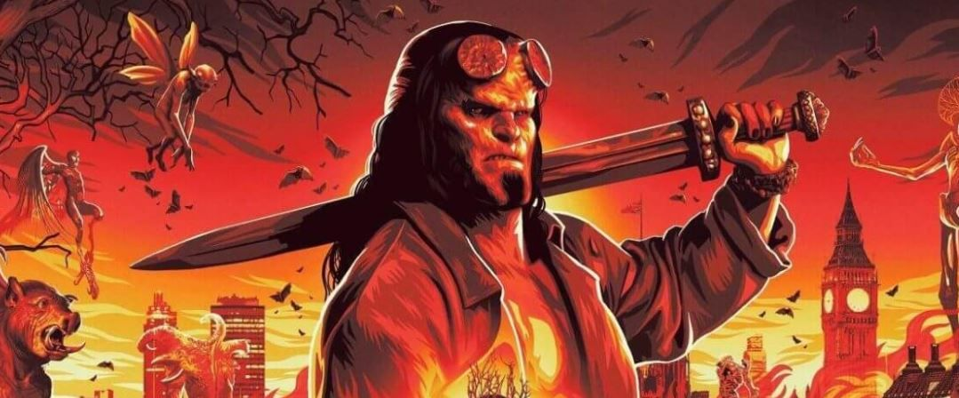 Hellboy: Milla Jovovich aparece em novo pôster