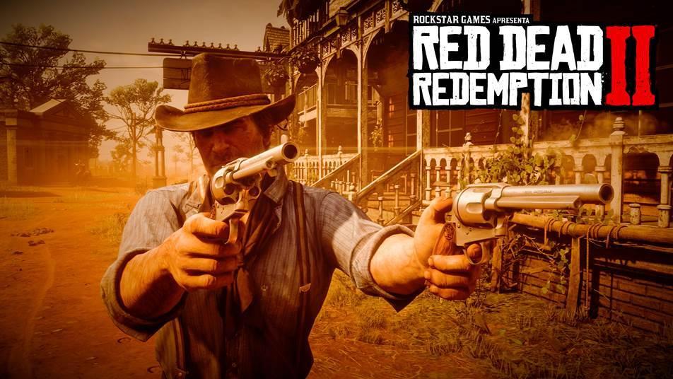 Confira a nova gameplay de Red Dead Redemption 2