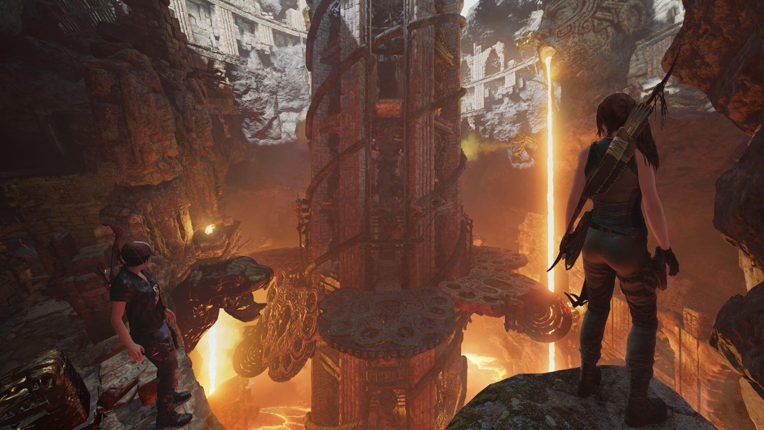 """Shadow of the Tomb Raider – """"The Forge"""" dlc é anunciado pela Square Enix"""