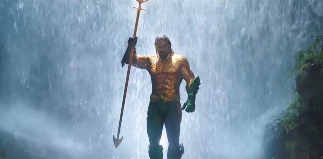 Aquaman | Novo trailer comparado a um 'curta-metragem', confira!