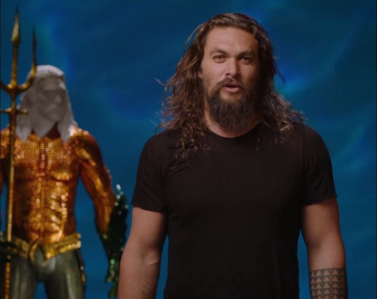 CCXP 2018 | Evento recebe pré-estreia de AquamanCCXP 2018 | Evento recebe pré-estreia de Aquaman