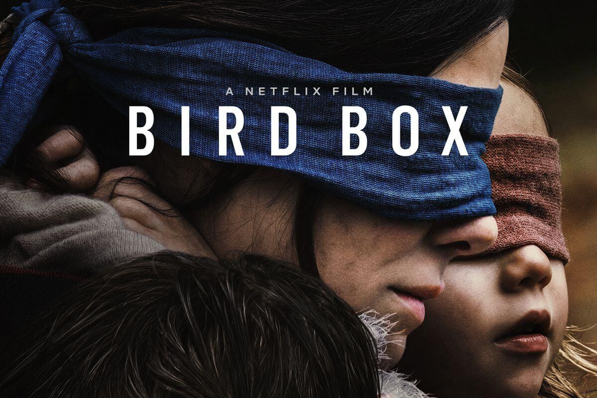 Netflix confirma presença de Bird Box na CCXP 2018.