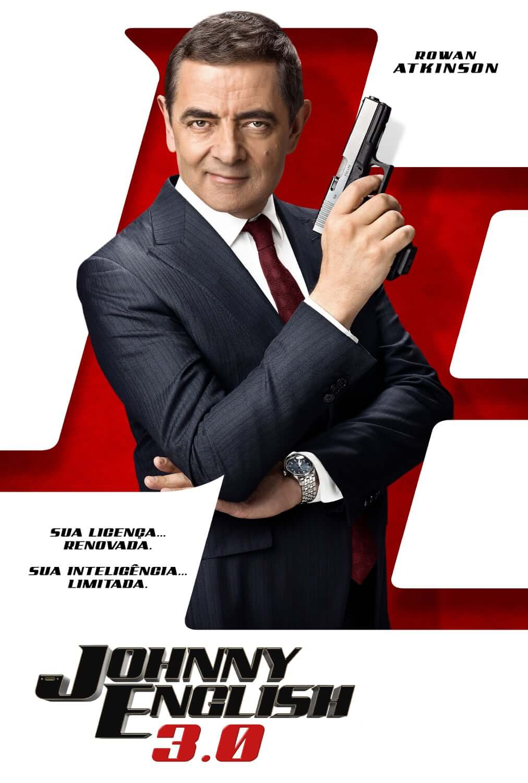Johnny English 3.0 - filme 2018