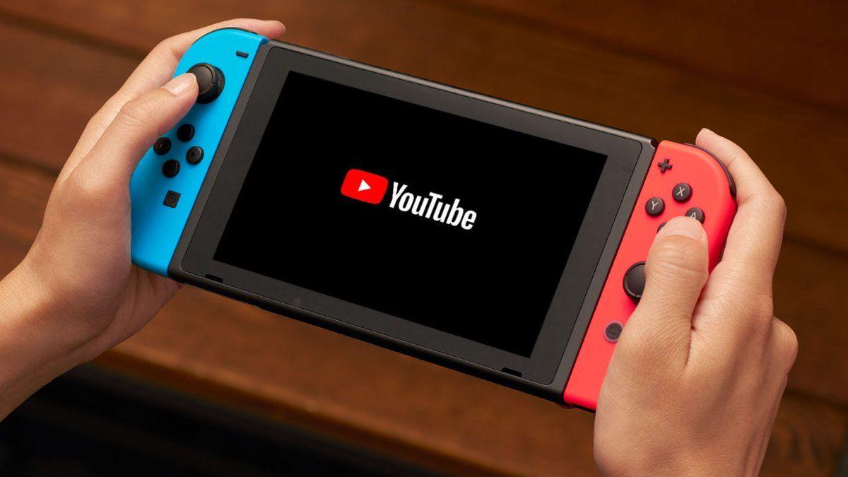 App do YouTube já está disponível para o Nintendo Switch