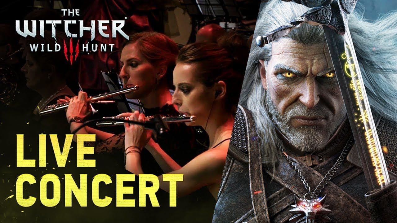'The Witcher 3: Wild Hunt Concert' grátis por tempo limitado