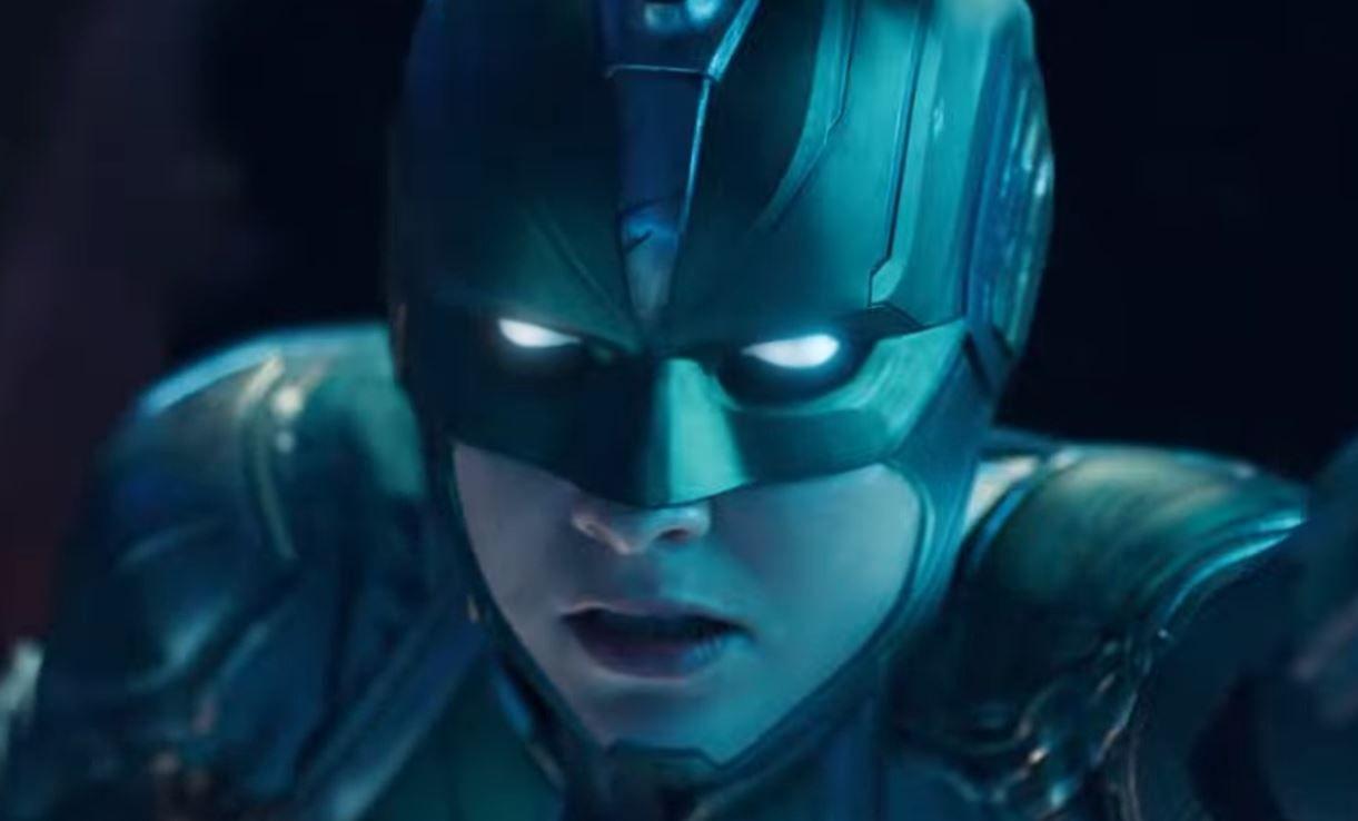 Capitã Marvel | Assista ao novo trailer do filme