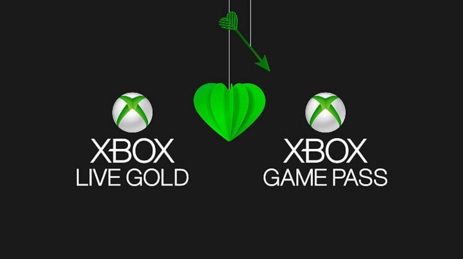 Xbox Live Gold e Xbox Game Pass dois meses por R$2 reais