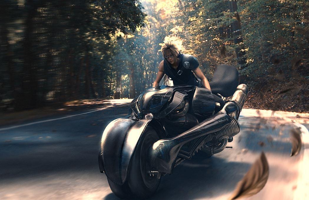 Final Fantasy VII Remake | Edição de colecionador com Action-figures de Cloud