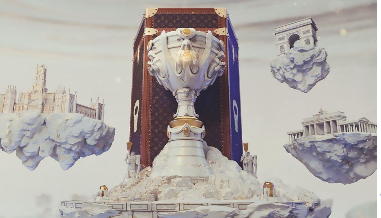 Taça do mundial de LOL, está sendo desenvolvida por Louis Vuitton - MeuGamer