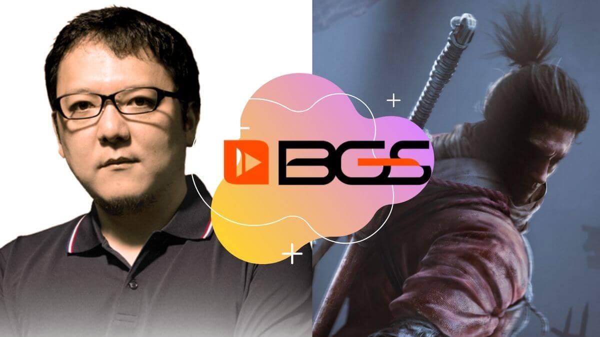 BGS 2019: Corra e garanta sua vaga para conhecer Hidetaka Miyazaki