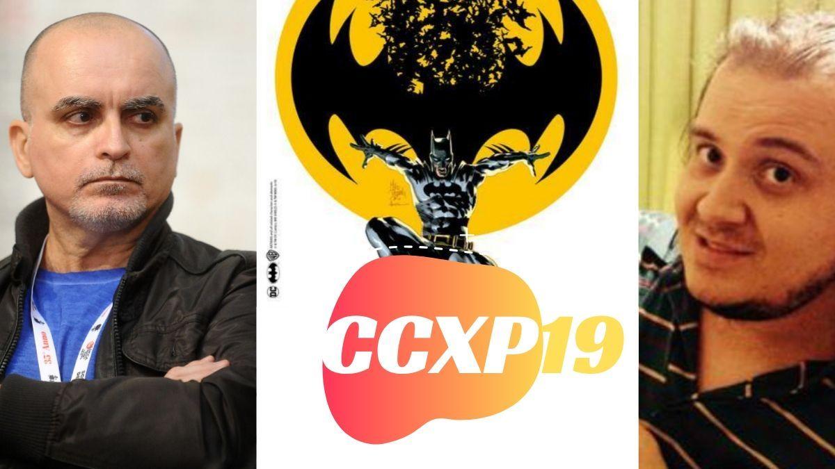 CCXP19 | Pôster oficial é revelado e assinado por Mike Deodato Jr.