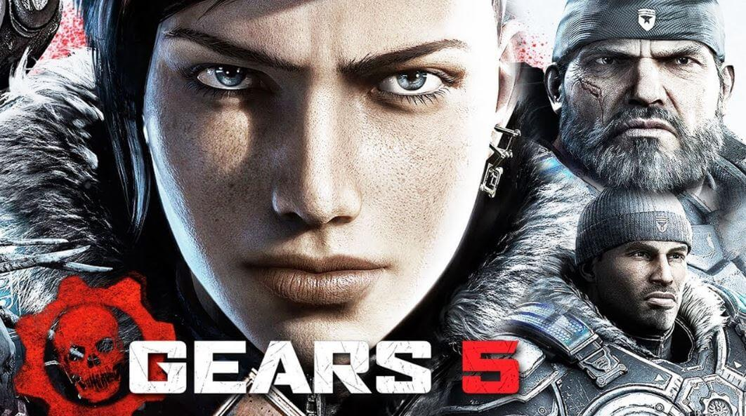 Gears 5 fica fora do Goty 2019
