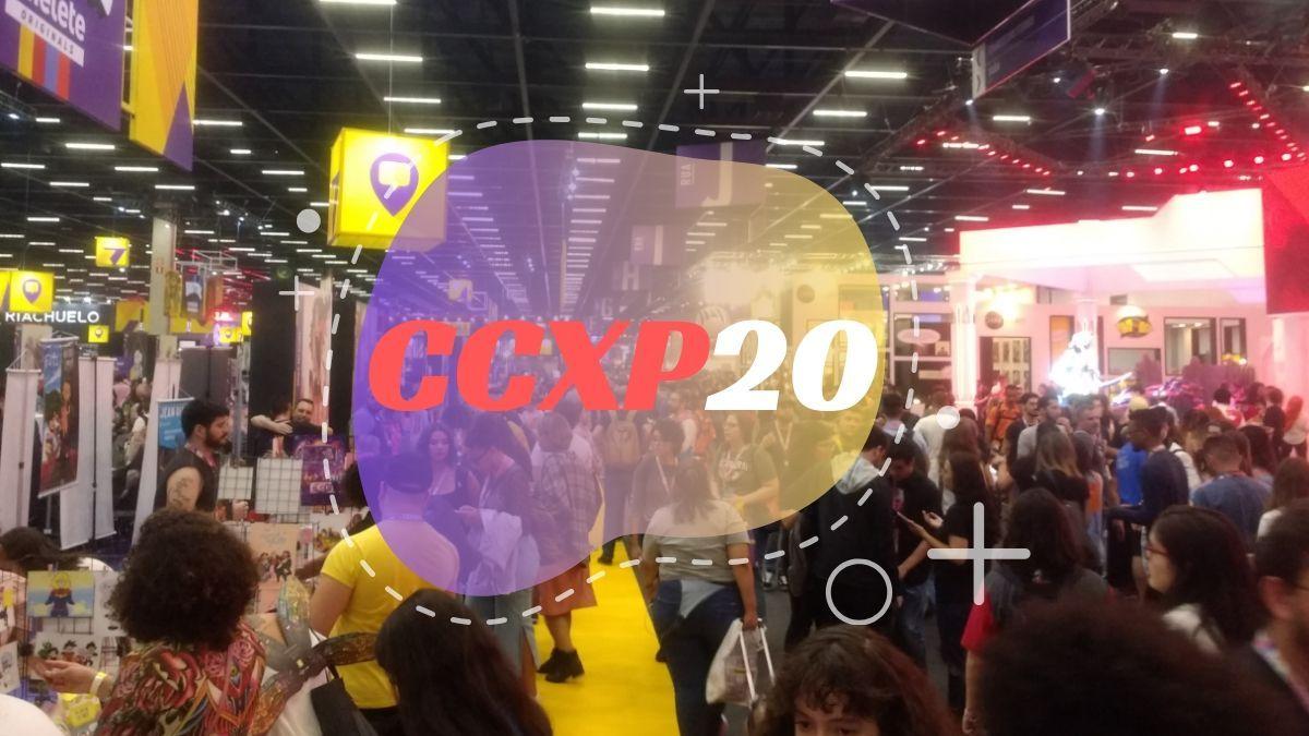 CCXP 2020: Evento já tem data para acontecer