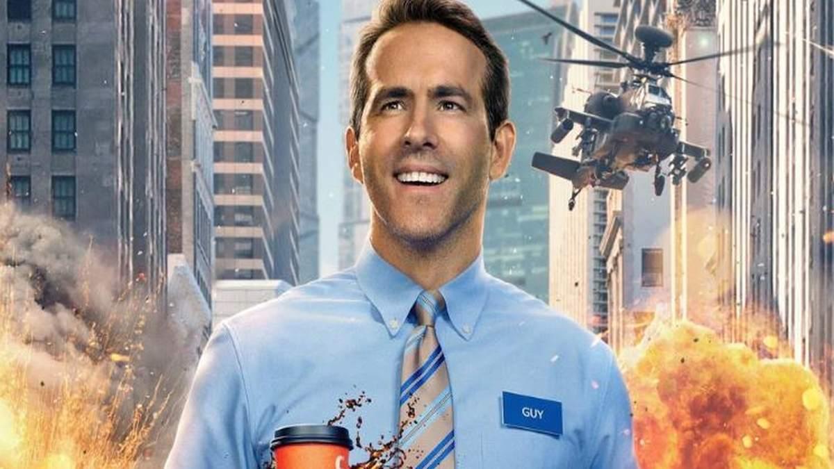 Ryan Reynolds viaja no tempo em novo filme