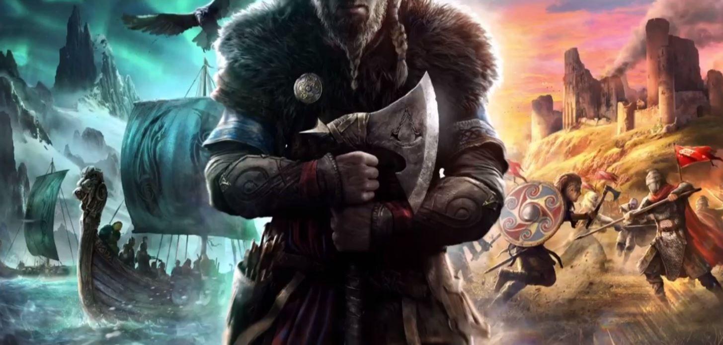 Novo Assassin's Creed ganha título de Valhala pela Ubisoft e trailer é confirmado