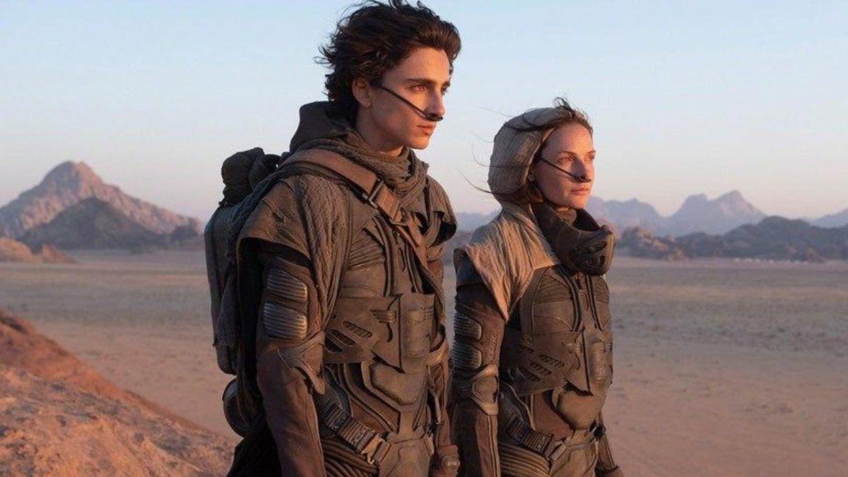 Novas imagens de 'Dune' e confirmação de que filme terá duas partes