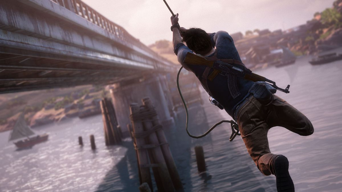 Sony anuncia nova data de lançamento de 'Uncharted'