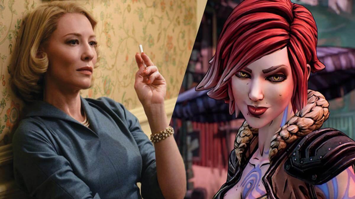 Cate Blanchett pode interpretar Lilith no filme de 'Borderlands'