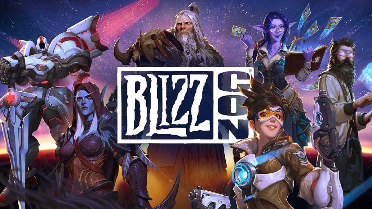 BlizzCon 2020 cancelada devido a pandemia de coronavírus