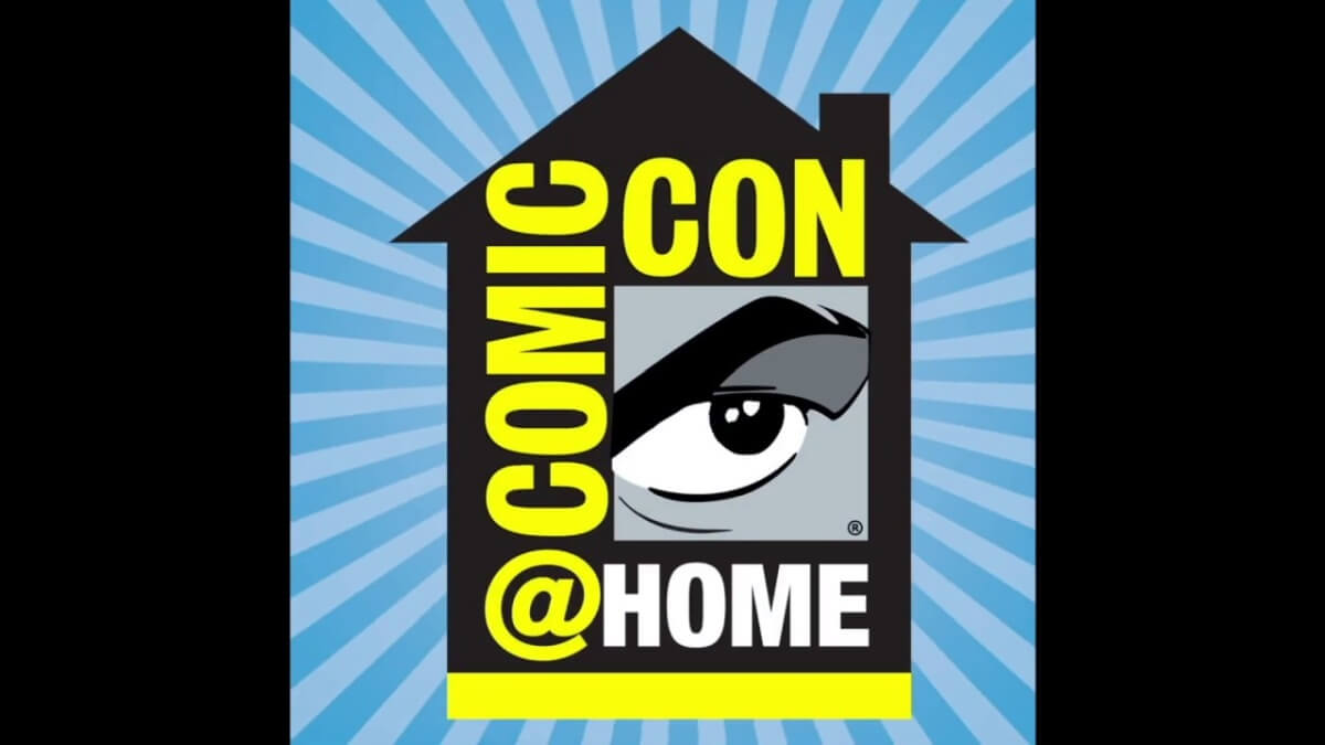 Comic-Con @Home: Evento virtual da San Diego Comic-Con anunciado