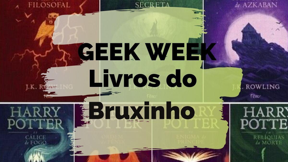 Geek Week Amazon: Promoção 'leve 4 pague 3' Dicas do dia: Tema Harry Potter