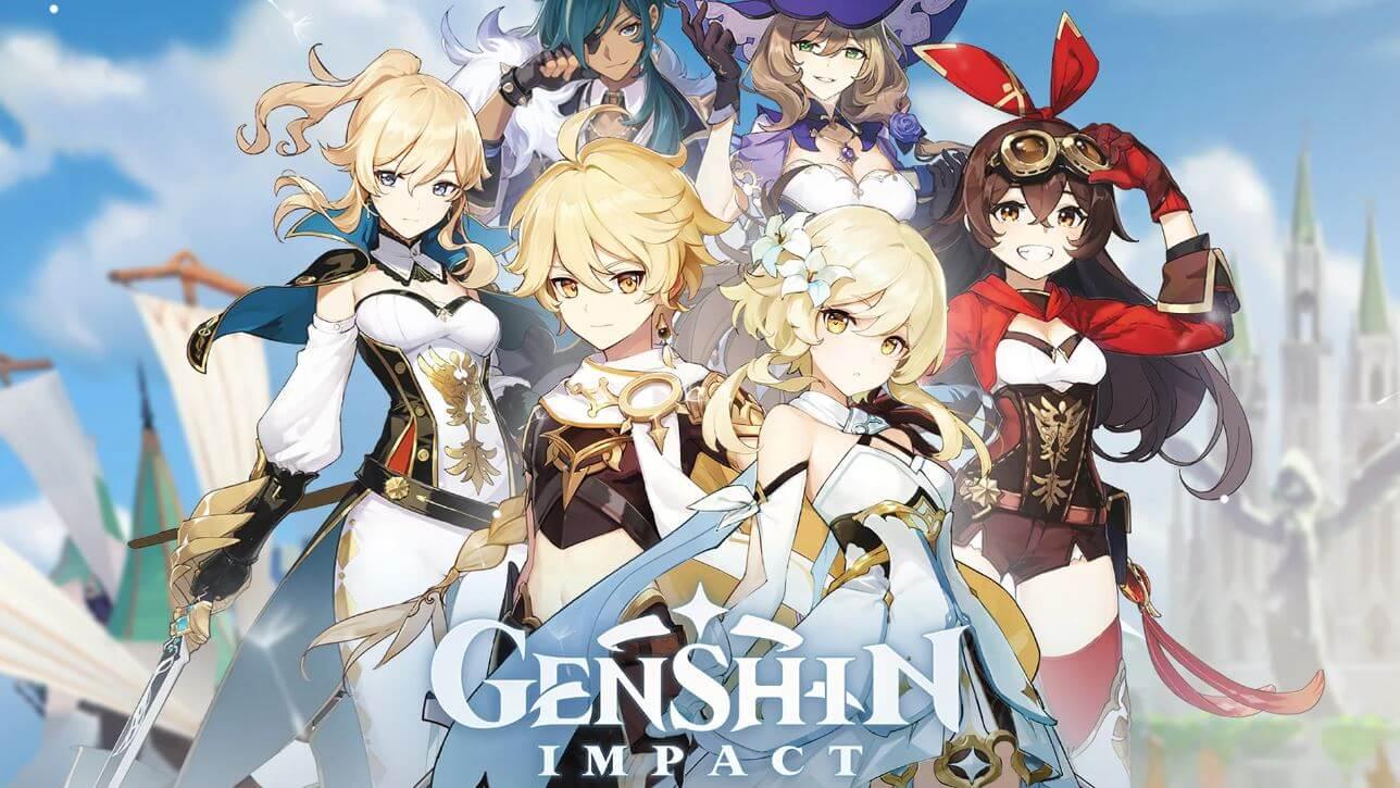 Beta do cross-play de Genshin Impact está disponível para cadastro