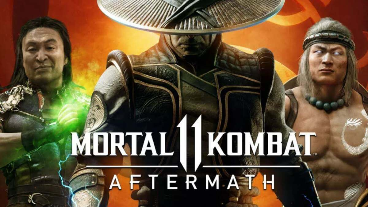 Trailer de expansão Mortal Kombat 11: Aftermath liberado