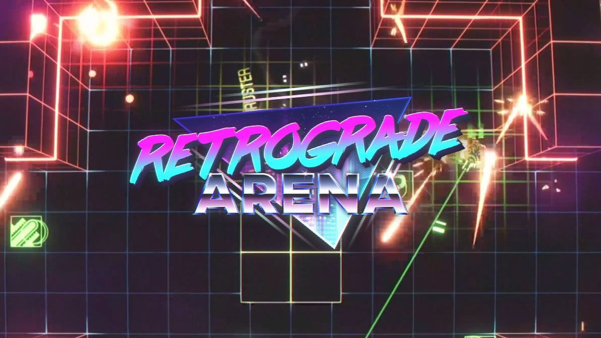 Review de Retrogade Arena para PC
