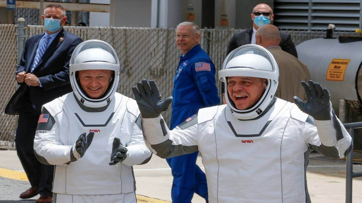 Nova tentativa da SpaceX e Nasa para lançamento ao vivo agora, confira!