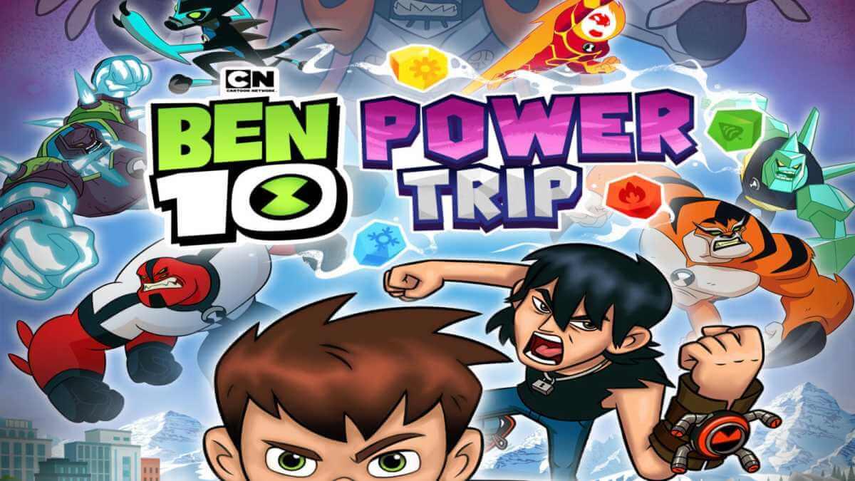 'Ben 10: Power Trip' anunciado para Nintendo Switch
