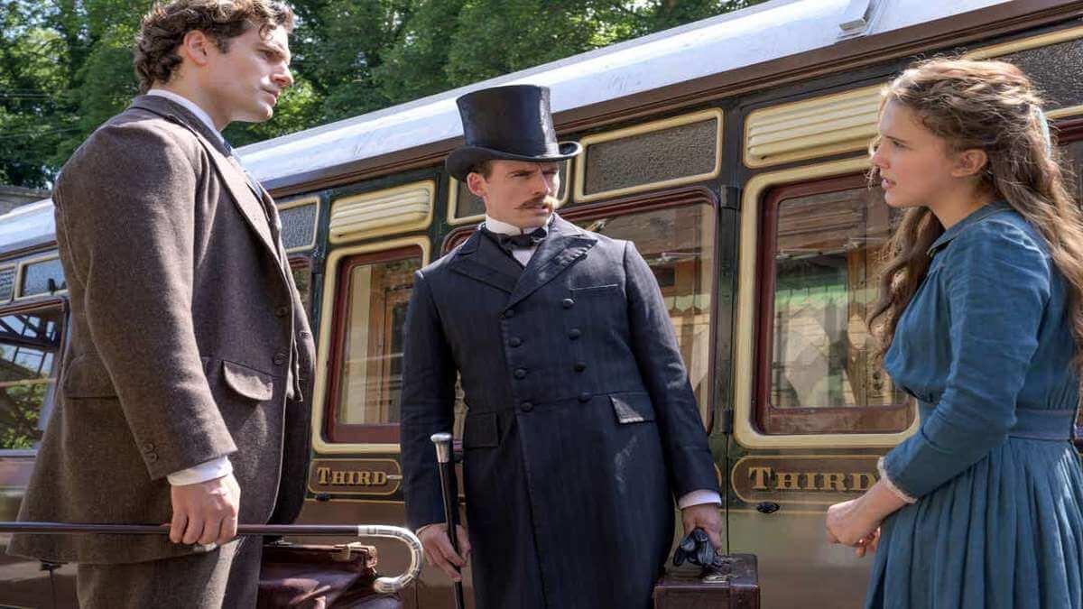 """""""Enola Holmes"""": Primeiras imagens do filme divulgadas pela Netflix"""
