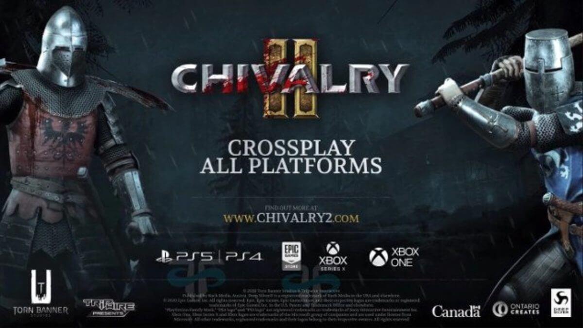'Chivalry 2': Deep Silver anuncia jogo para PlayStation 5