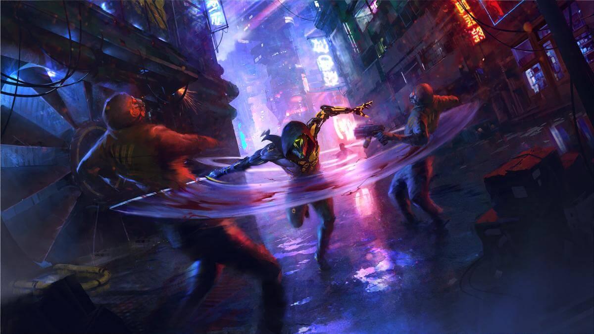 """Novo trailer do jogo de ação """"Ghostrunner"""" liberado"""