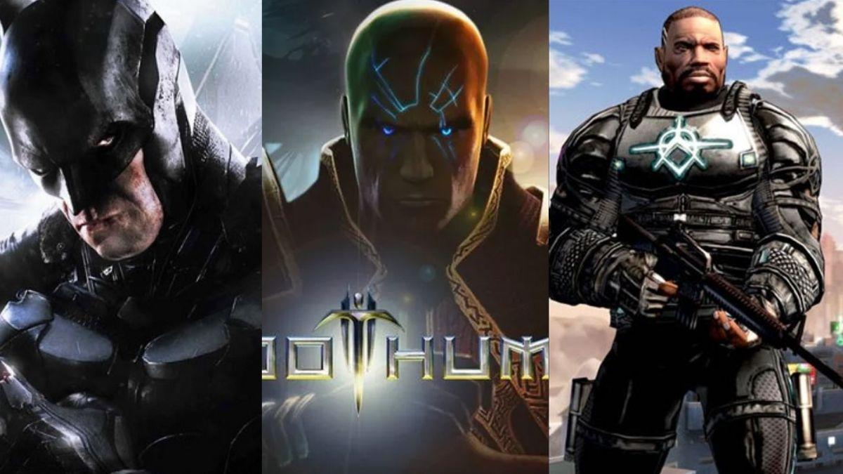 Injustice: Gods Among Us e outros jogos estão de graça no Xbox Live
