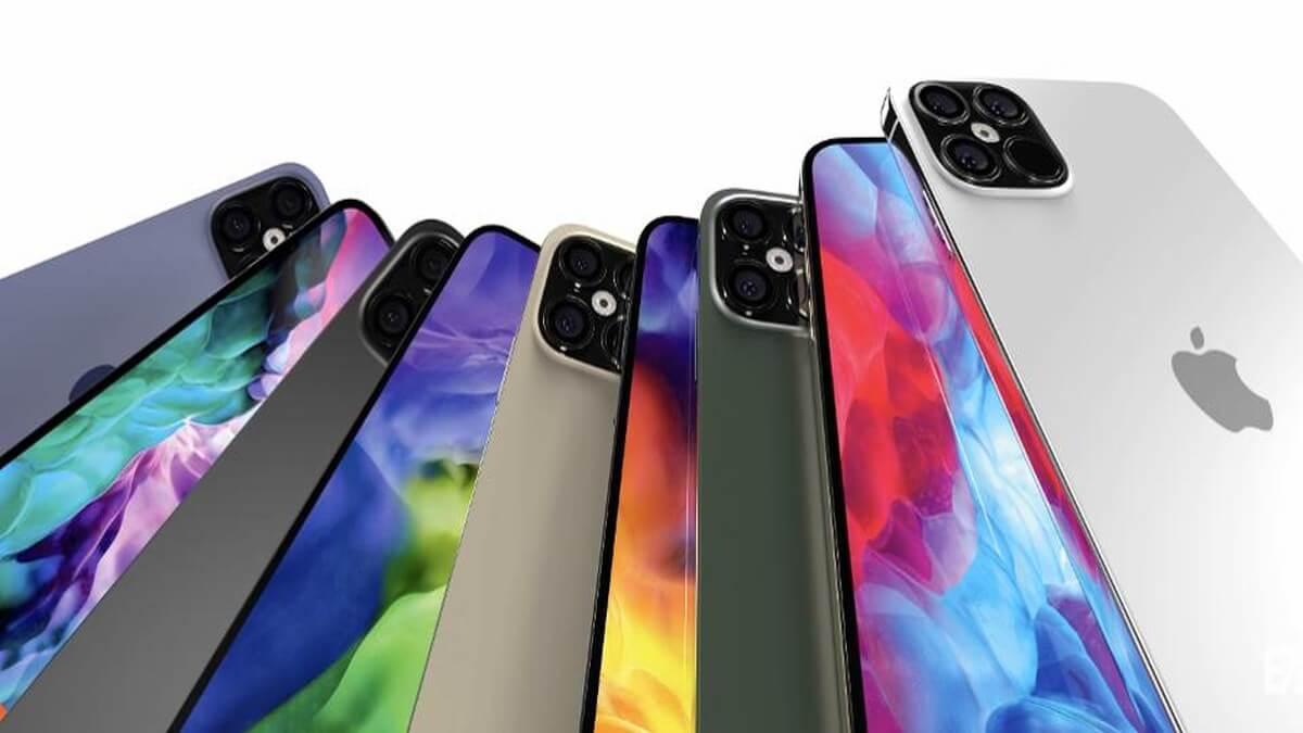 Iphone 12: 9 modelos são registrados pela Apple na Eurásia.