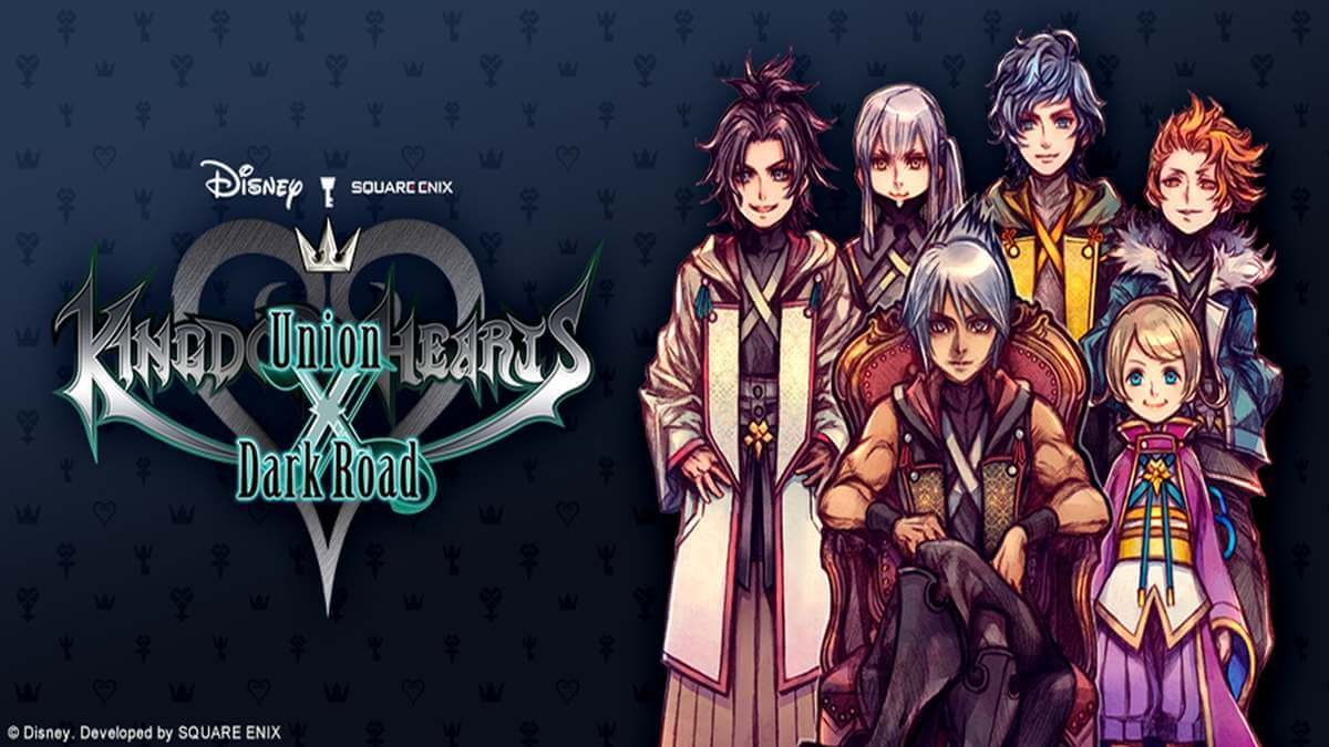 'KINGDOM HEARTS Dark Road' lançado para Smartphones
