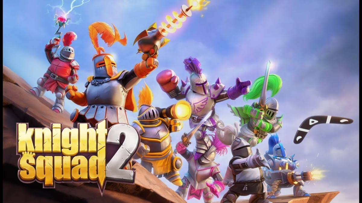 Chainsawesome Games anuncia Knight Squad 2 para Xbox One e PC