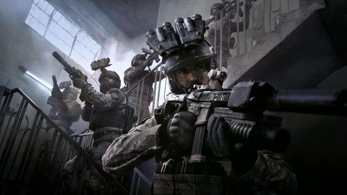 Call of Duty: Modern Warfare e Warzone atualizações já disponíveis