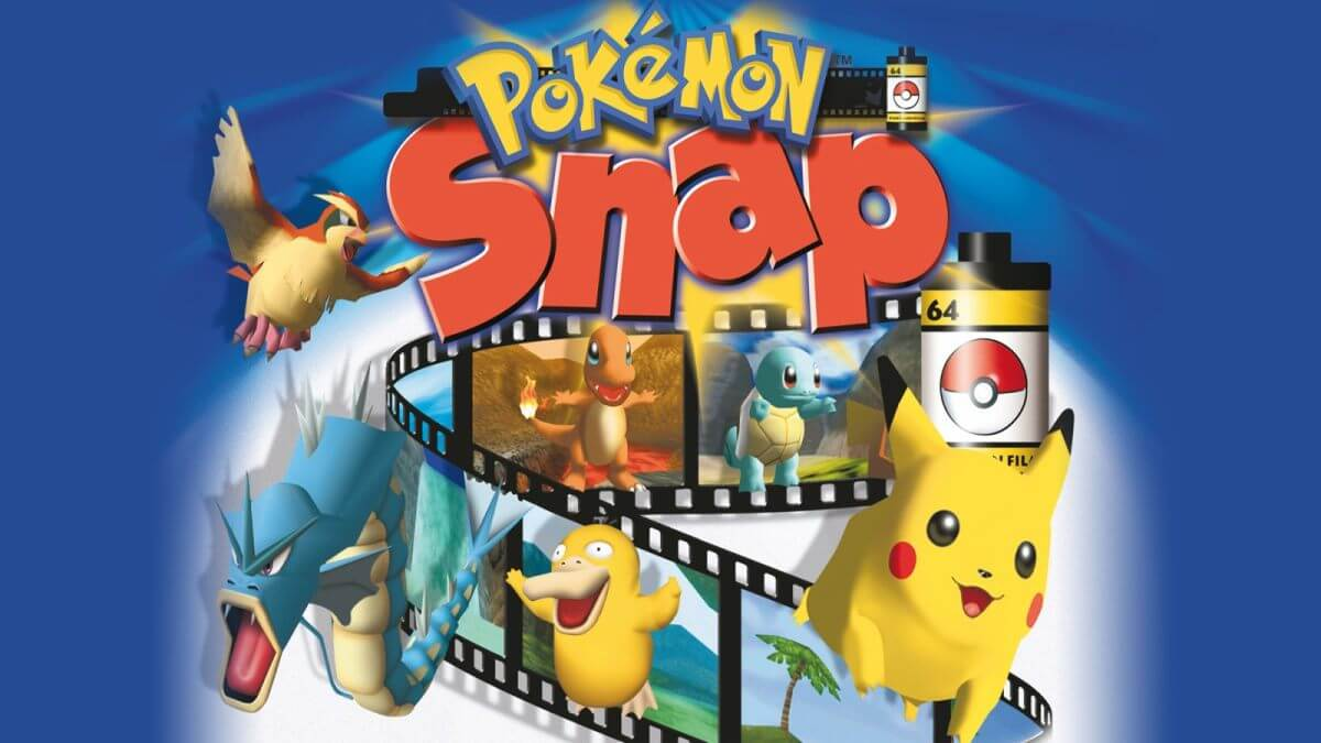 'Pokémon Snap' está chegando ao Nintendo Switch